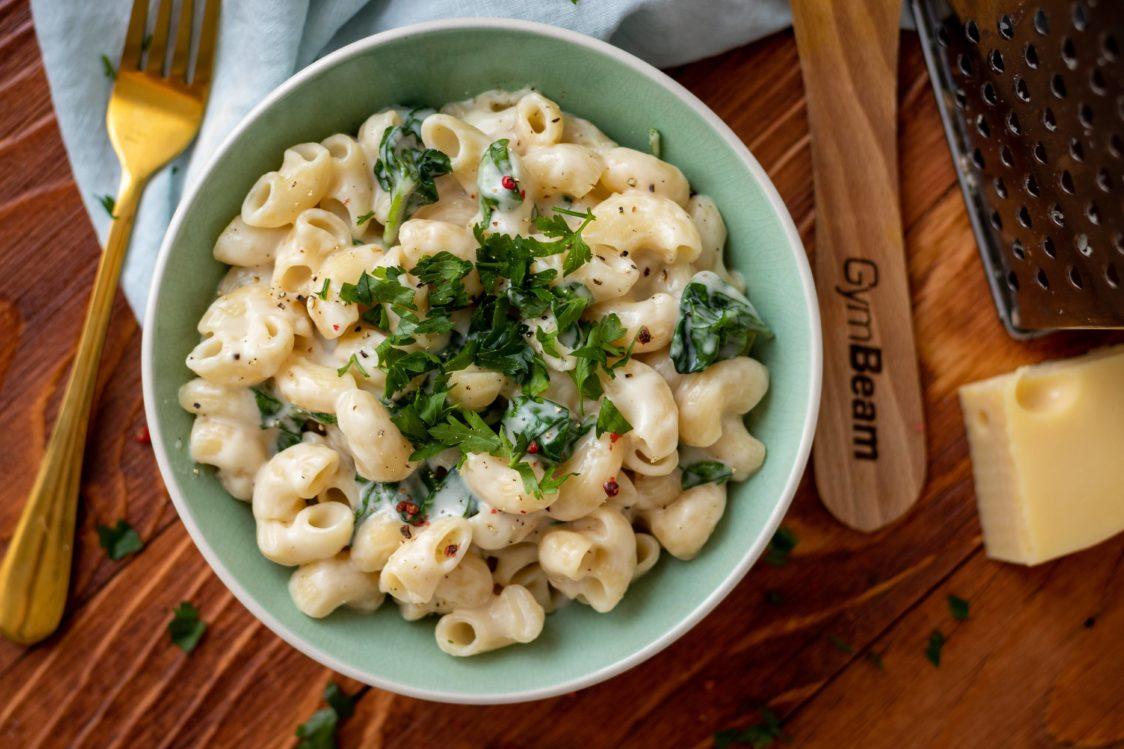 Fitness recept: krémes Mac and cheese fehérjés változatban
