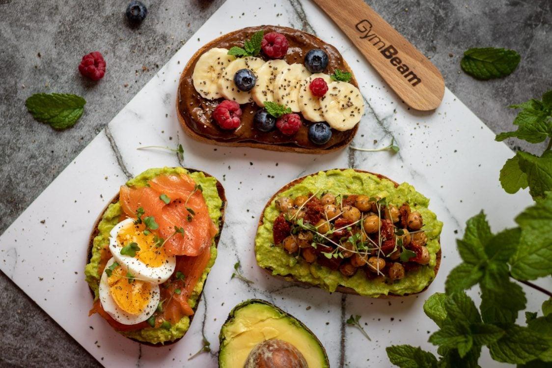 Fitness recipe: Avocado toast 3 Ways
