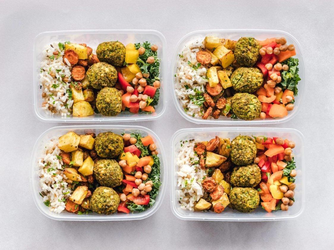 Kako učinkovito pripraviti in shranjevati obroke?