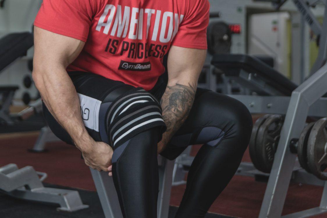 Dolore al ginocchio e lesioni