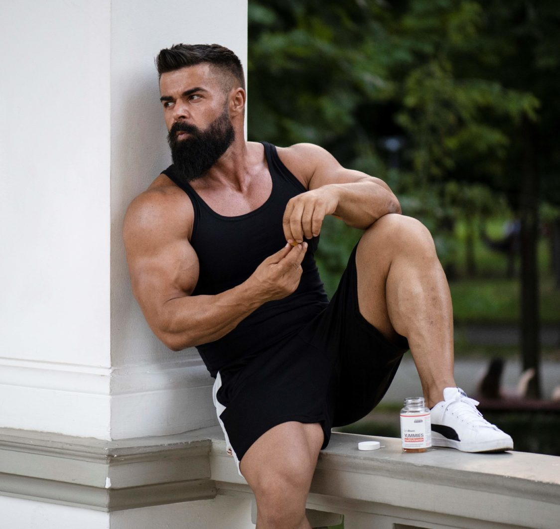 Hormonal changes in men and muscle growth