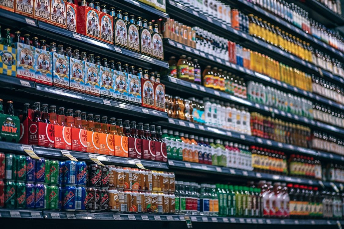 Sweetened beverages cause fatigue after a meal