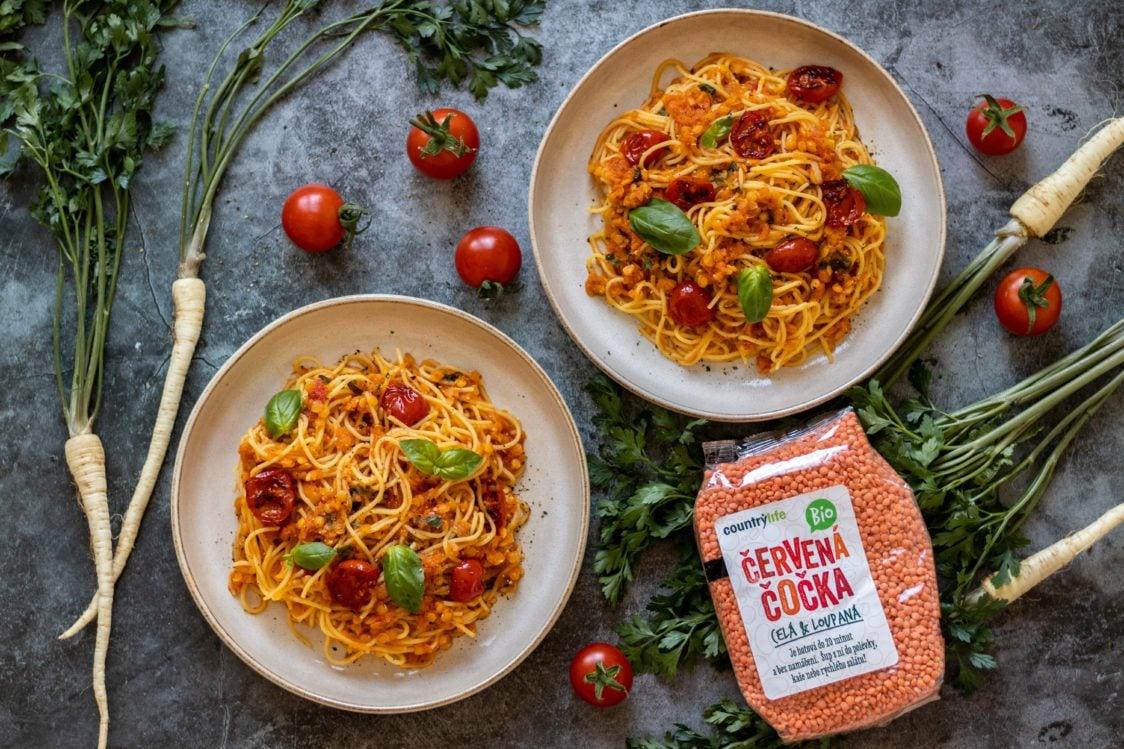 Fitness recipe: Vegan Spaghetti Bolognese