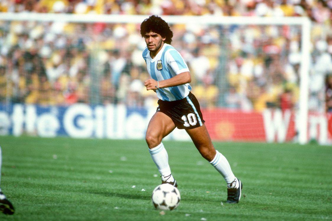 Nogometna legenda Diego Maradona