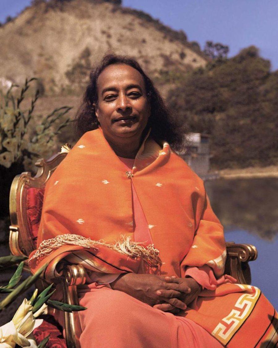 Ustanovitelj joge v ZDA, Paramahansa Yogananda