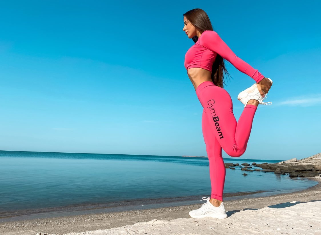 Diaphragmatic breathing helps during running