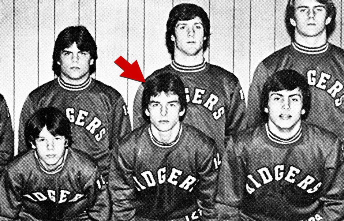 A színészet iránti szenvedélye mellett az iskolában a sportot is megszerette
