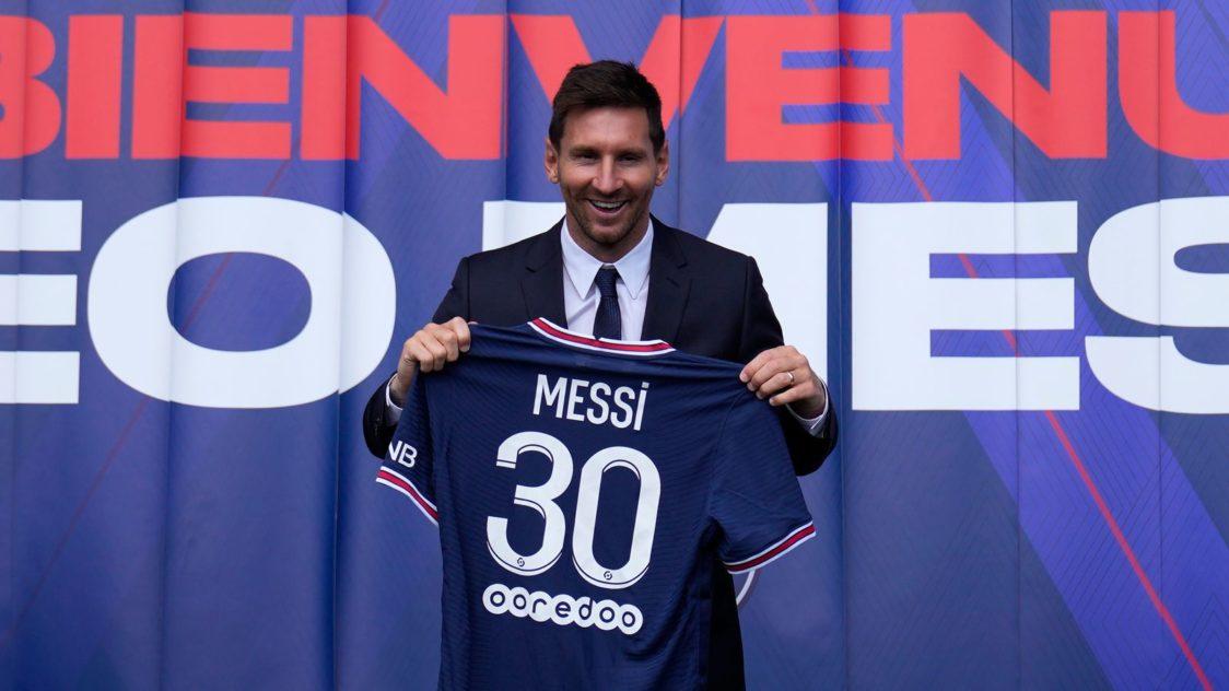 Paris Saint-Germain îl întâmpină pe Messi cu brațele deschise