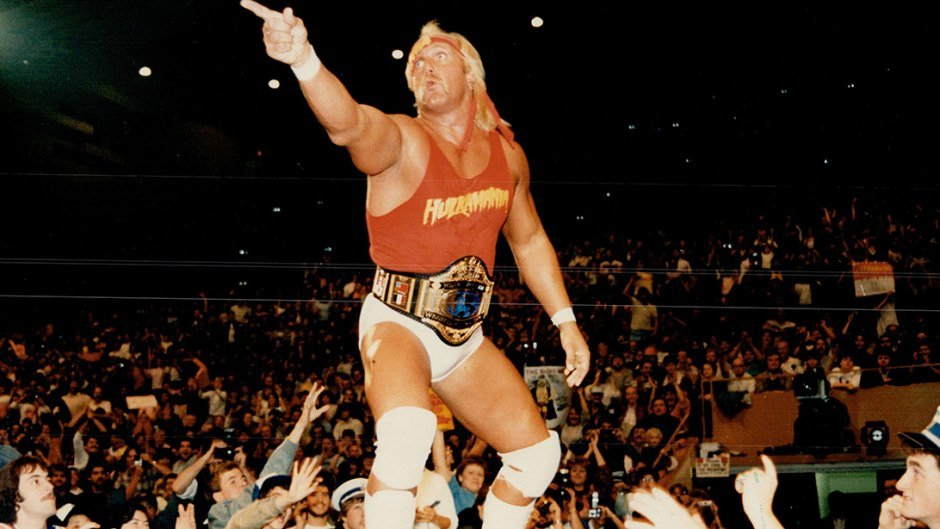 Hulk Hogan was in his best form at the turn of the 70's and 80's