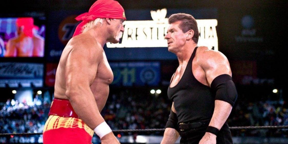 Hulk Hogan vs. Vince McMahon