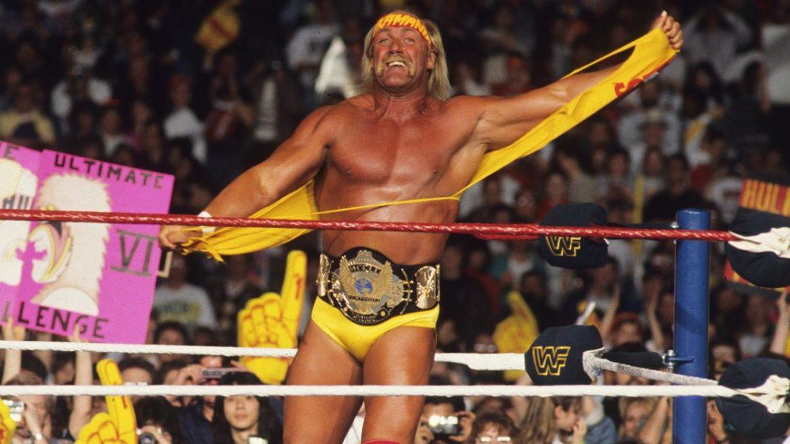 Hulk Hogan in WWF