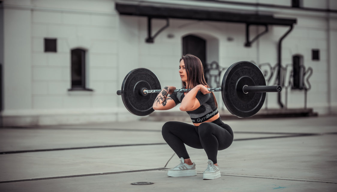 You focus too much on isolated exercises or selected muscle groups