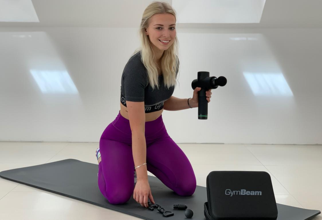 Regeneration with the Massage Gun