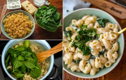 Fitness recept: Krémové Mac and cheese v proteínovej verzii
