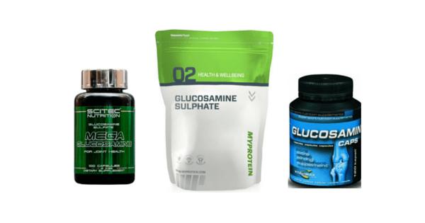 Glukosamín