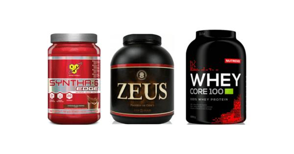Proteíny na rast svalov