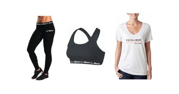 Športové oblečenie ženy
