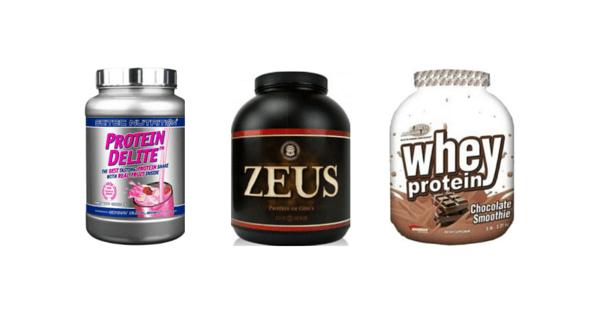 Proteíny pre ženy