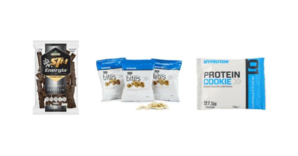 Proteínové snacky