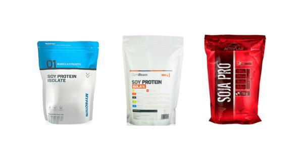 Sójový proteín