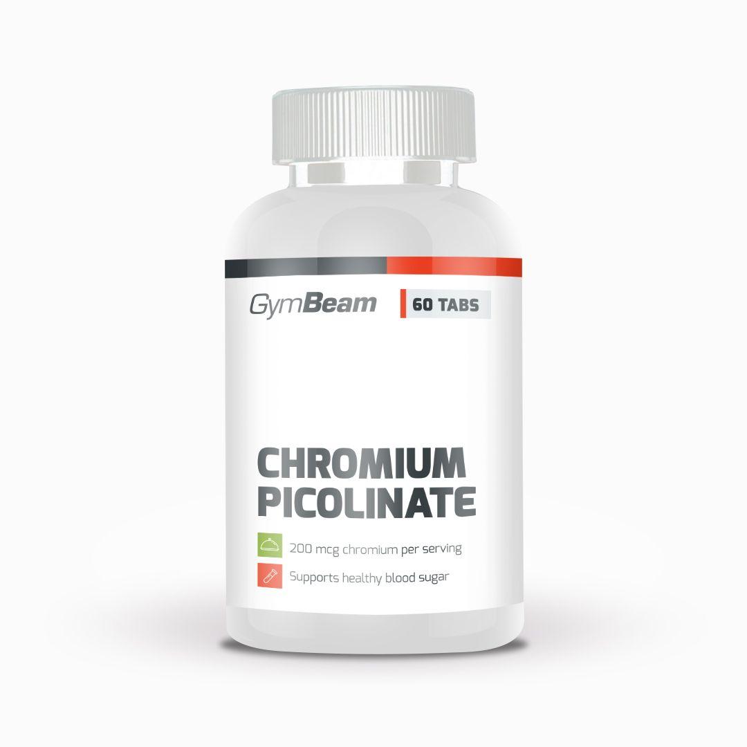 GymBeam Chromium Picolinate 60 tab.