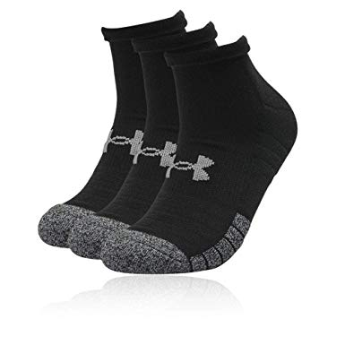 Under Armour - Ponožky Heatgear Locut Black  XL