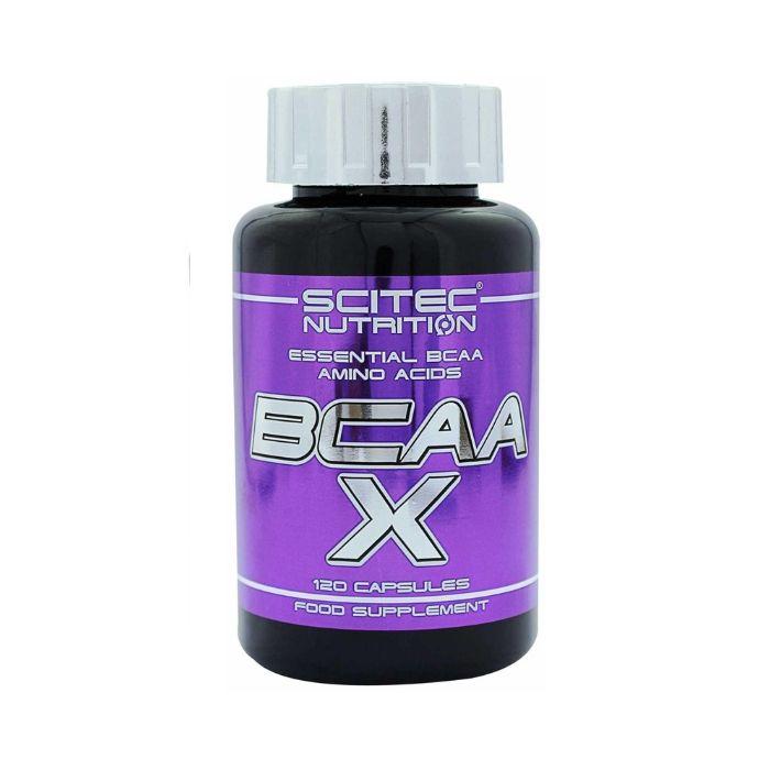 Scitec Nutrition BCAA-X 330 kaps.