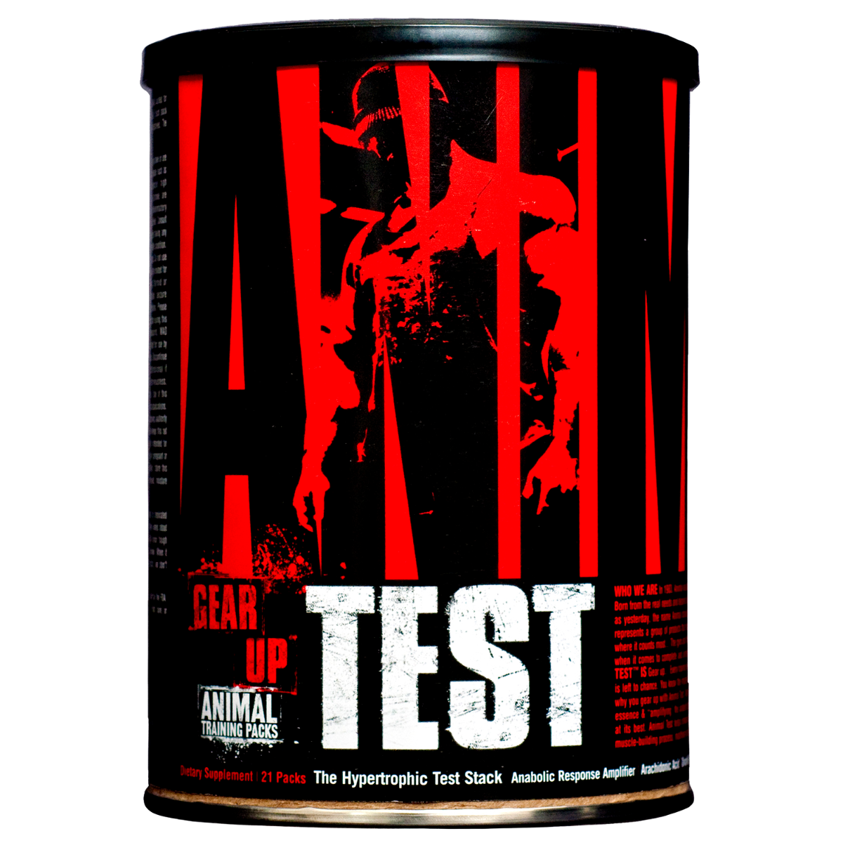 UNIVERSAL NUTRITION Animal Test 21 sáčkov