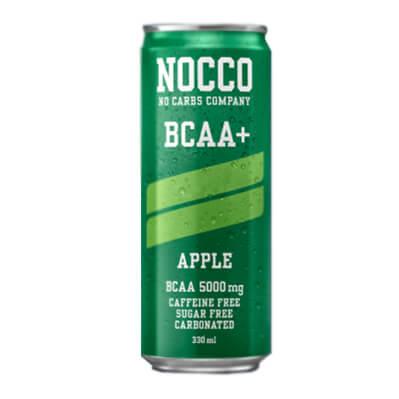 NOCCO BCAA + 330 ml jablko