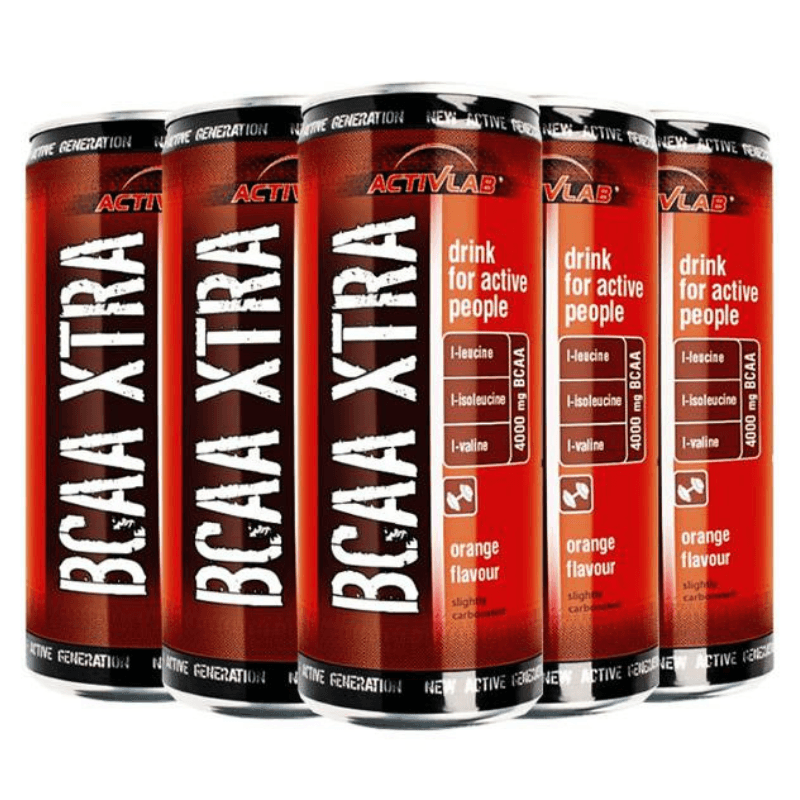 Activlab BCAA Xtra drink 250 ml pomaranč