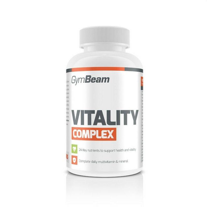 GymBeam Multivitamín Vitality Complex 60 tab.