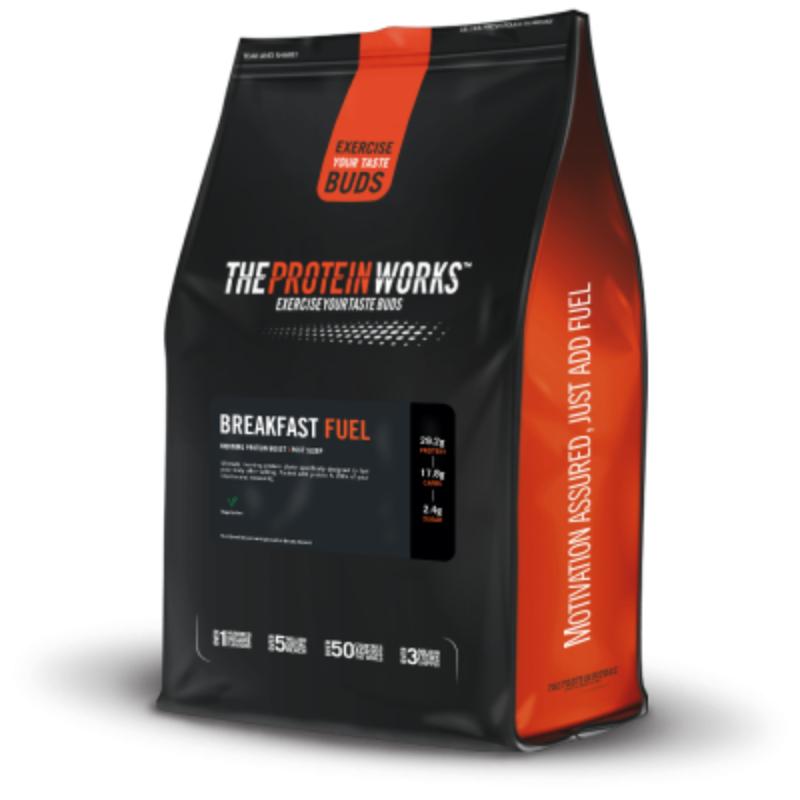 TPW Breakfast Fuel 1000 g karamelové macchiato