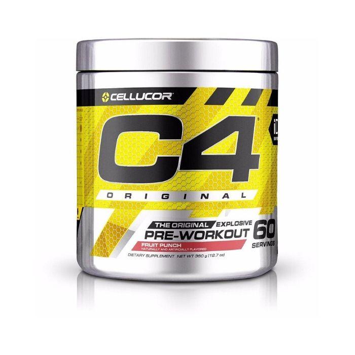 Cellucor C4 Original 195 g orange burst
