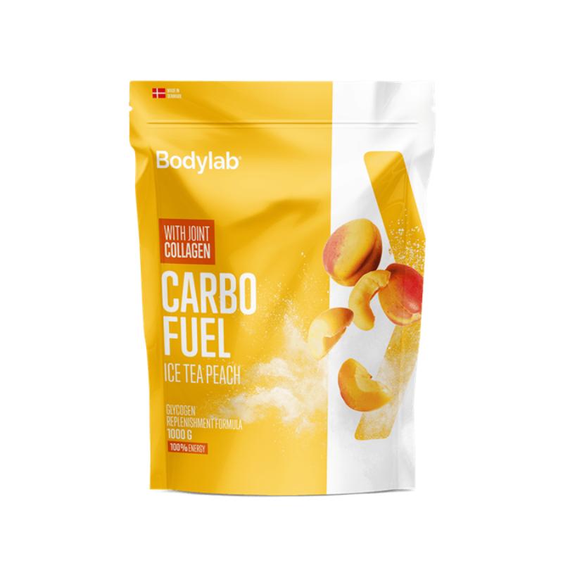 Bodylab Carbo Fuel 1000 g broskyňa ľadový čaj