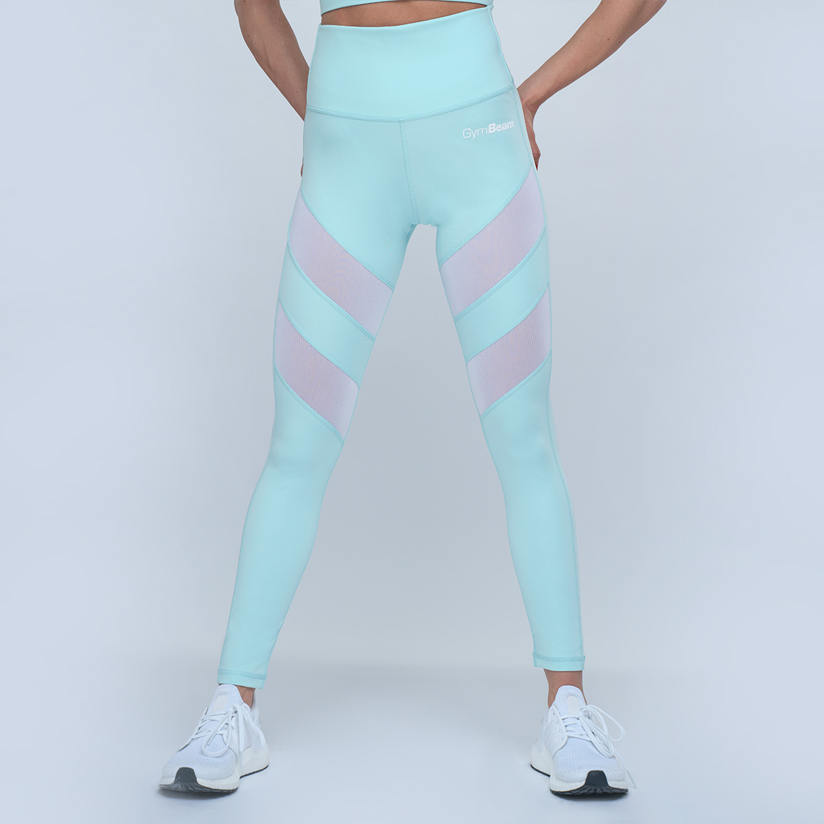 GymBeam Women s Leggings Fave Mint  L