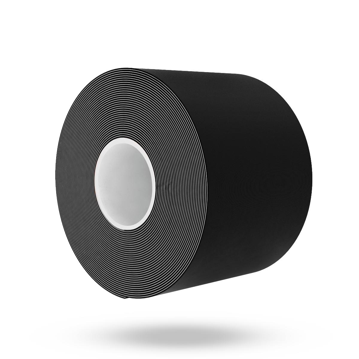 GymBeam Kineziologická tejpovacia páska K tape Black