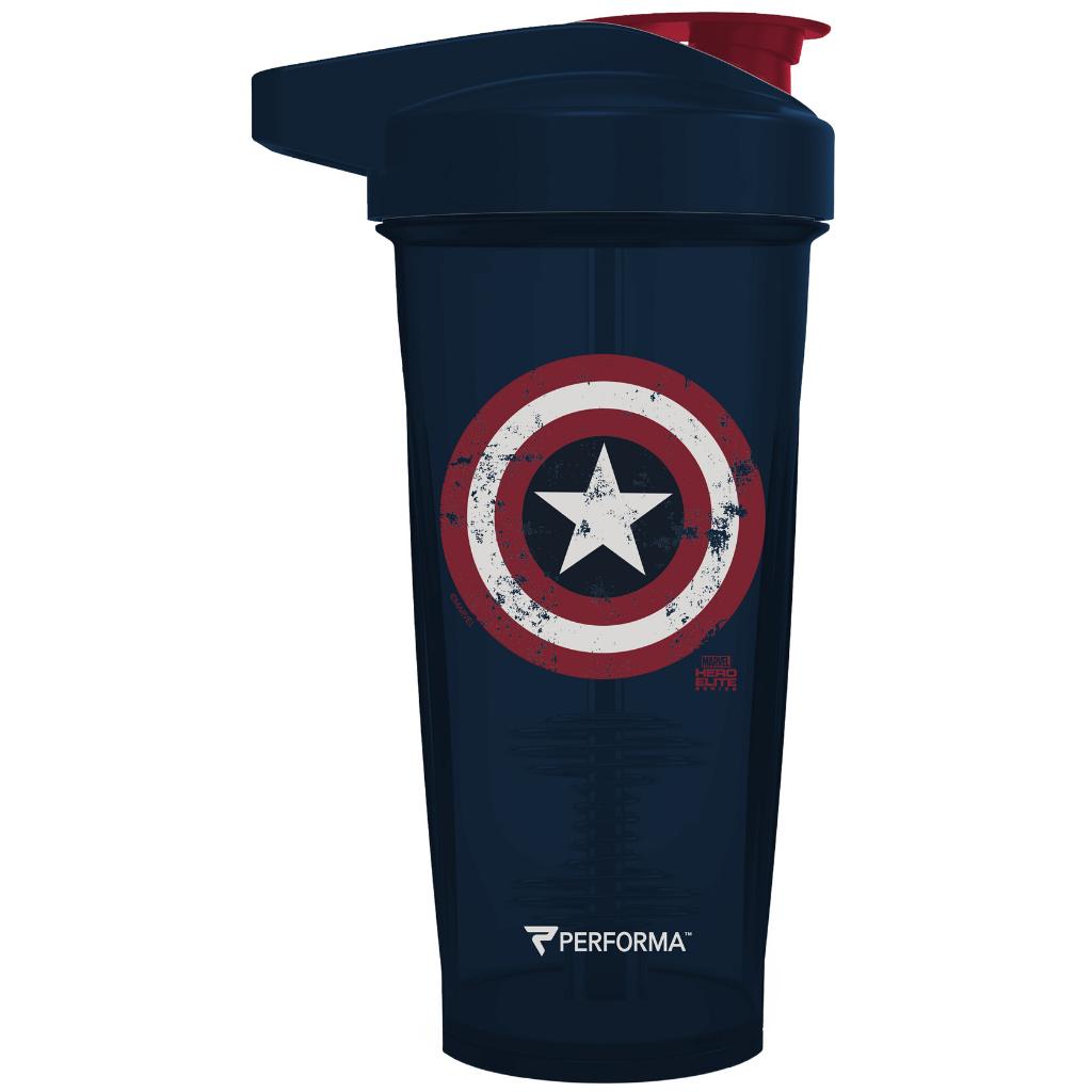 Performa Šejker Captain America 800 ml