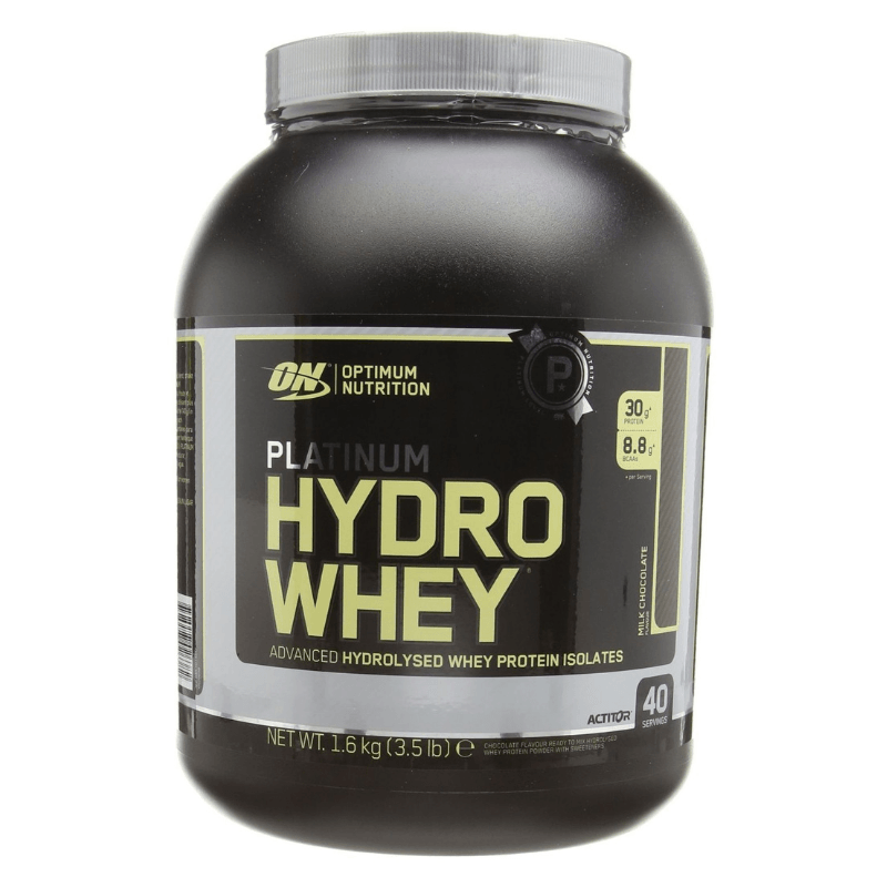 Optimum Nutrition Platinum Hydrowhey 1590 g jahoda