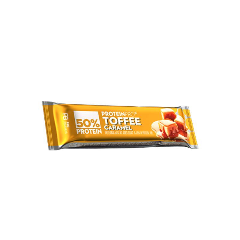 FCB ProteinPro Bar 50% 45 g karamel