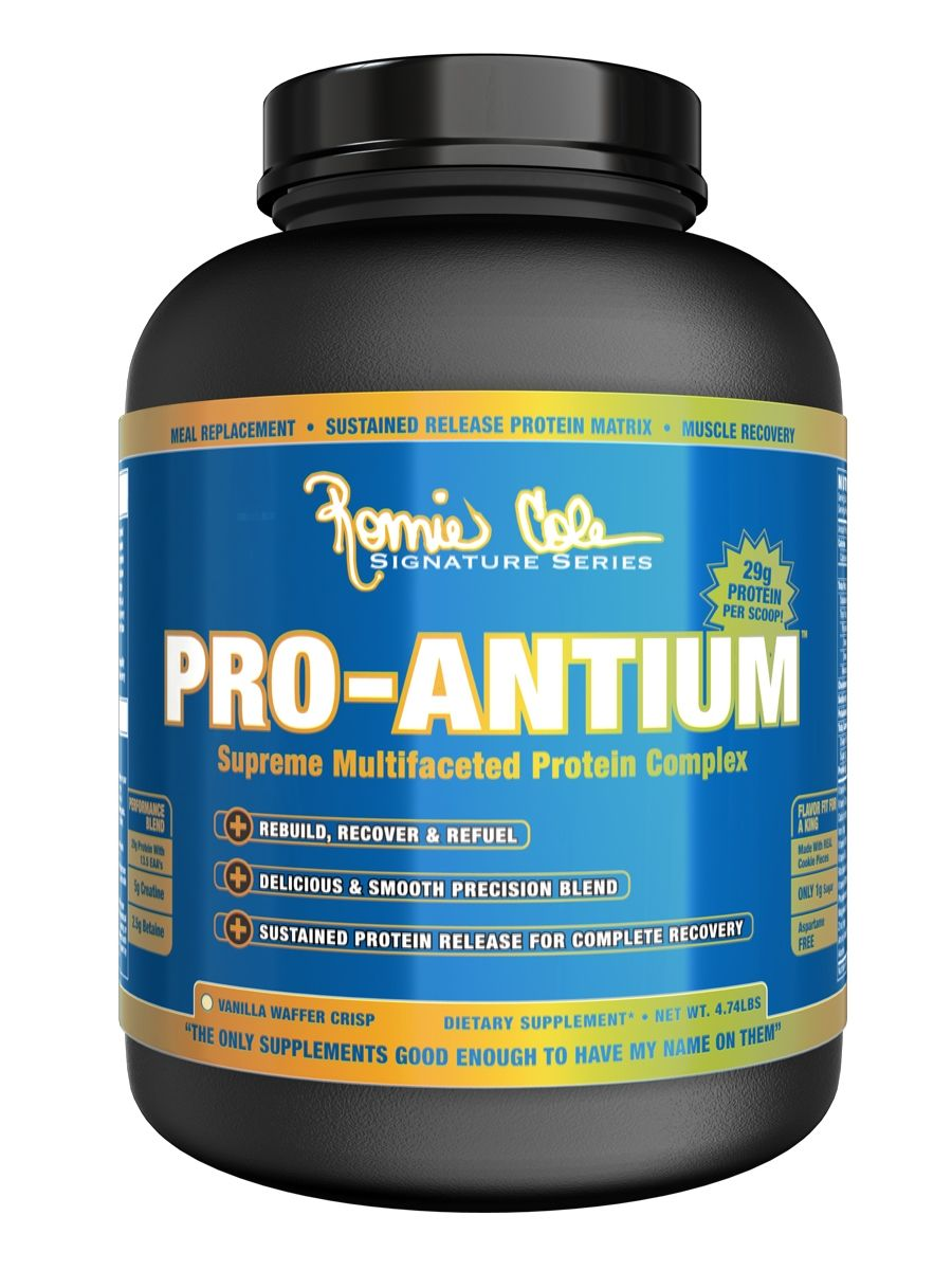 Ronnie Coleman Pro-Antium 2550 g vanilla wafer crisp