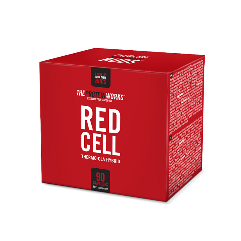 TPW Red-Cell 90 kaps.