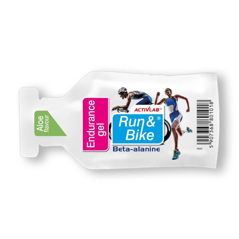 ActivLab Run&Bike Endurance Gel 40 g tutti frutti
