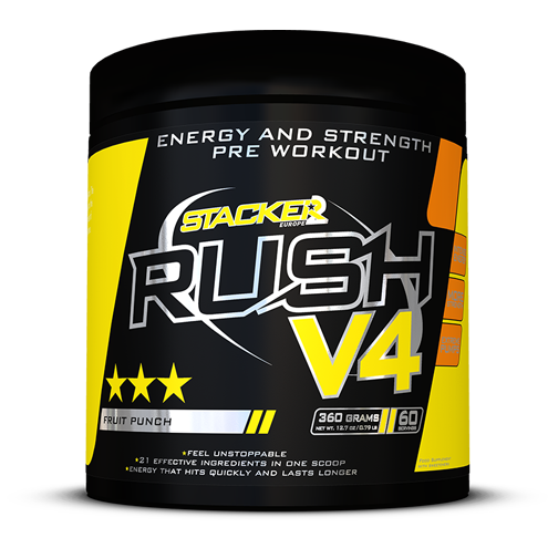 Stacker2 Rush V4 360 g tropical