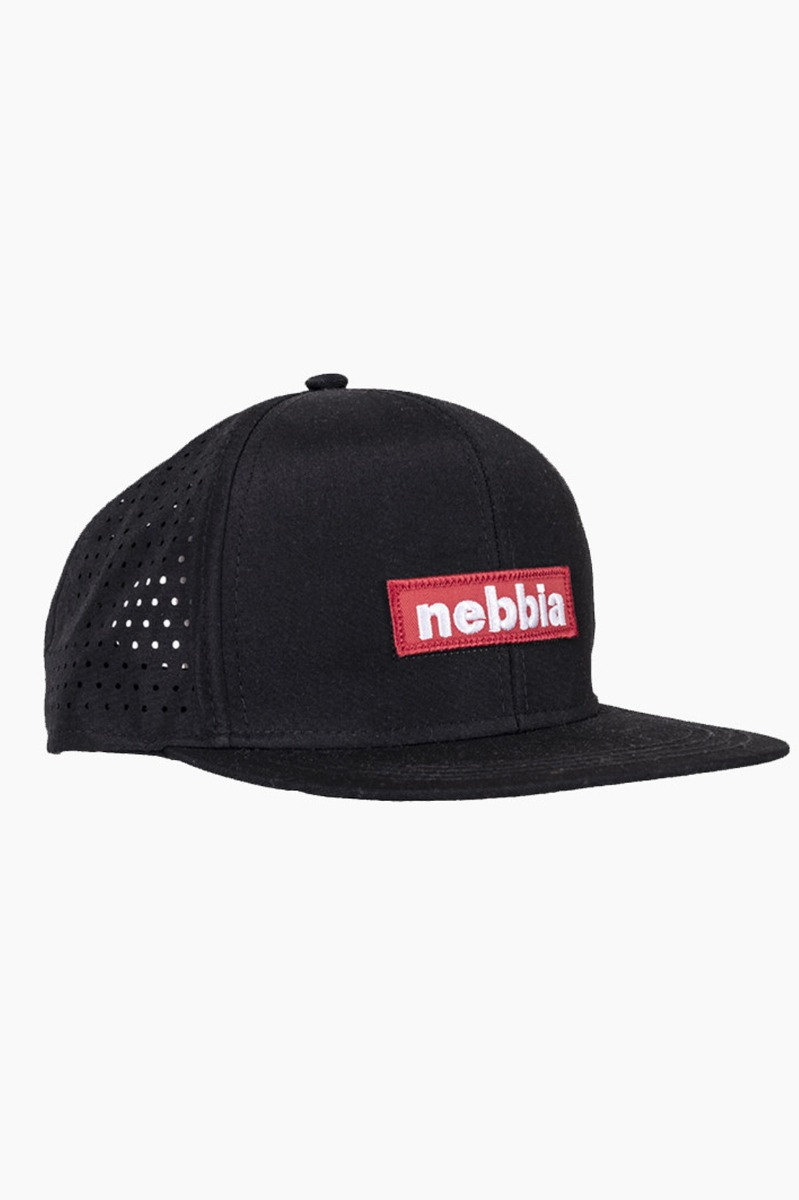 NEBBIA Red Label šiltovka SNAP BACK 163