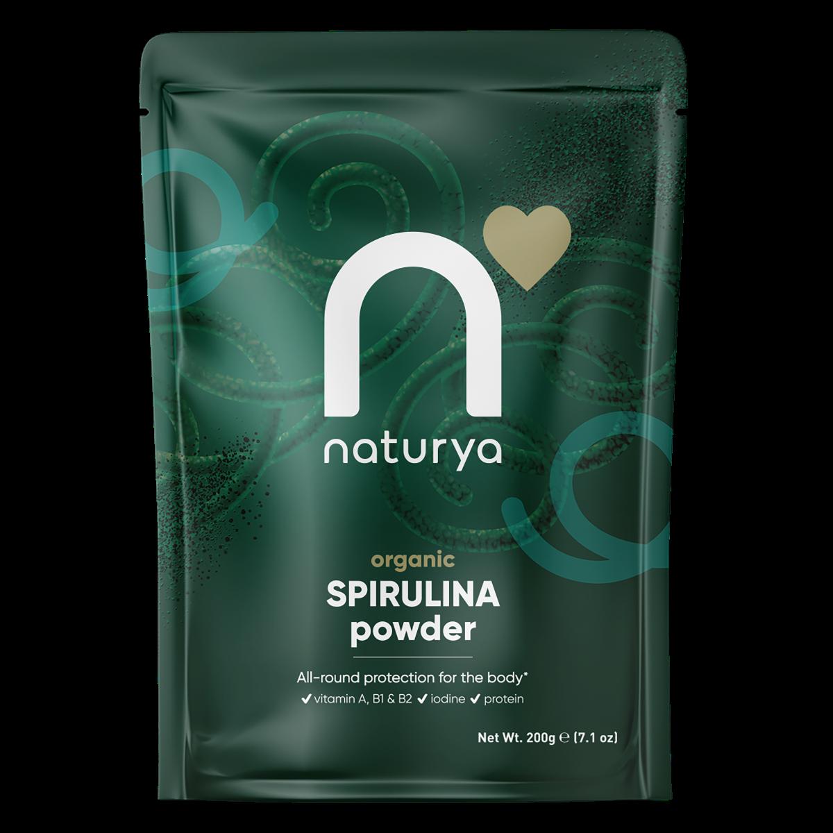 Naturya Organic Spirulina Powder 100 g