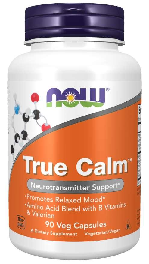 Now Foods True Calm 90 kapsúl