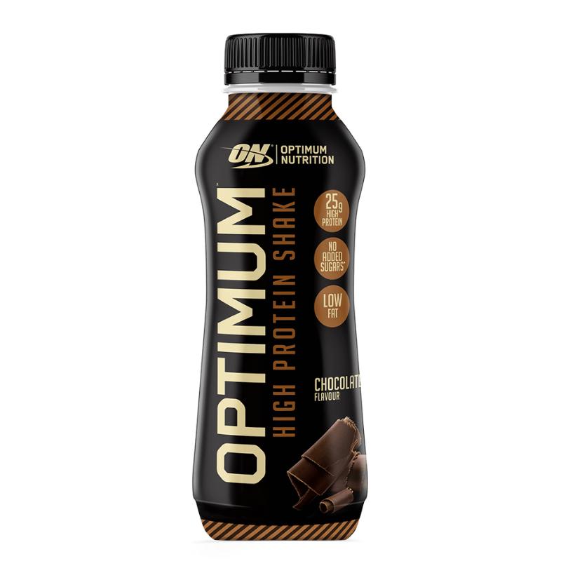 Optimum Nutrition Optimum High Protein Shake 330 ml vanilka