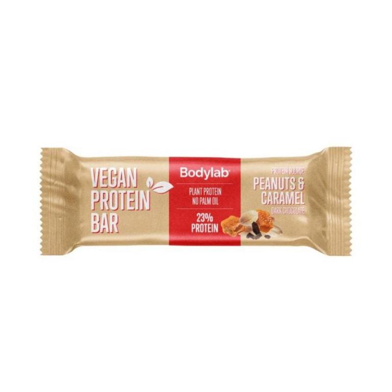 Bodylab Vegan protein bar 40 g kokosová mandľa