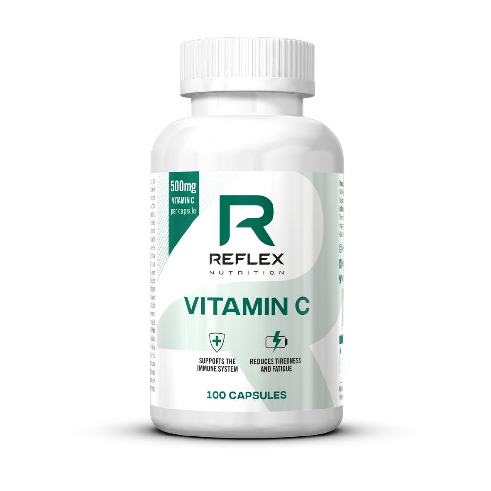 Reflex Nutrition Vitamin C 100 kaps.