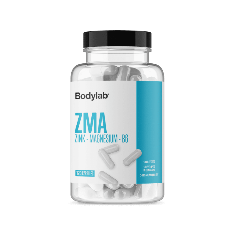 Bodylab ZMA 120 kaps.